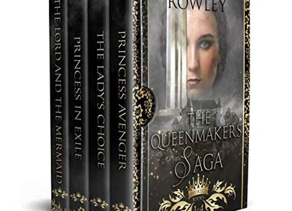 The Queenmakers Saga Box Set (Books 1-4)