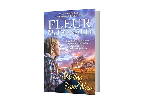 Starting From Now - Fleur McDonald