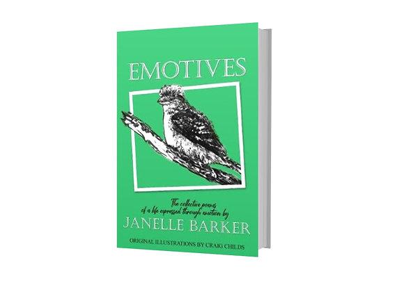 Emotives: Collective Poetry  - Janelle Barker