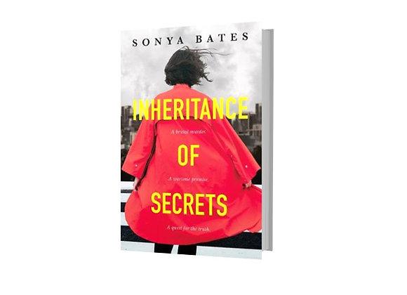Inheritance of Secrets - Sonya Bates