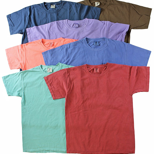 (*3rds*) Comfort Colors Tees