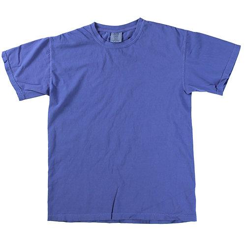 Comfort Colors T's - Neon Blue