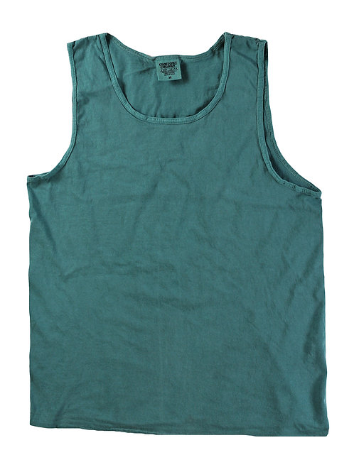 Comfort Color Tanks - Emerald