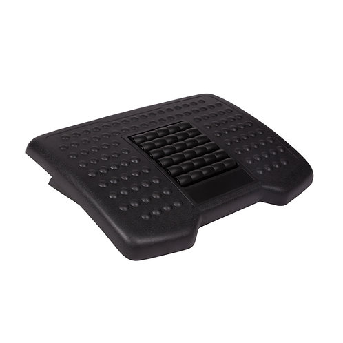 PALO Ergonomic & Adjustable Angle Foot Rest With Roller