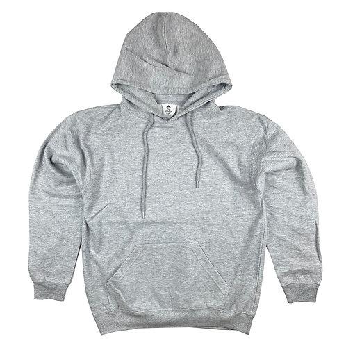 Heather Grey Pullover Hoods