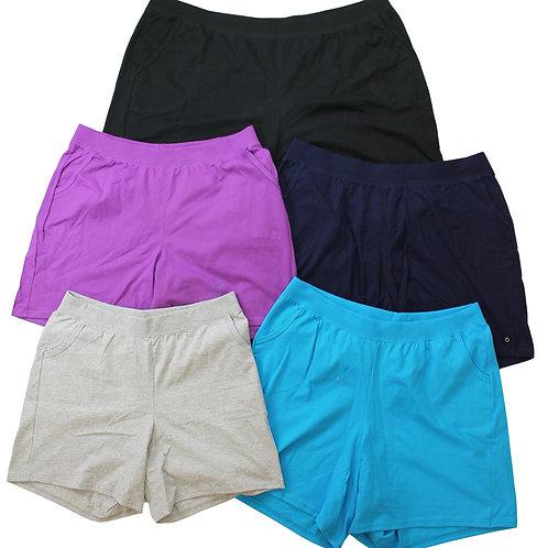 (*3rds*) Plus Size Shorts