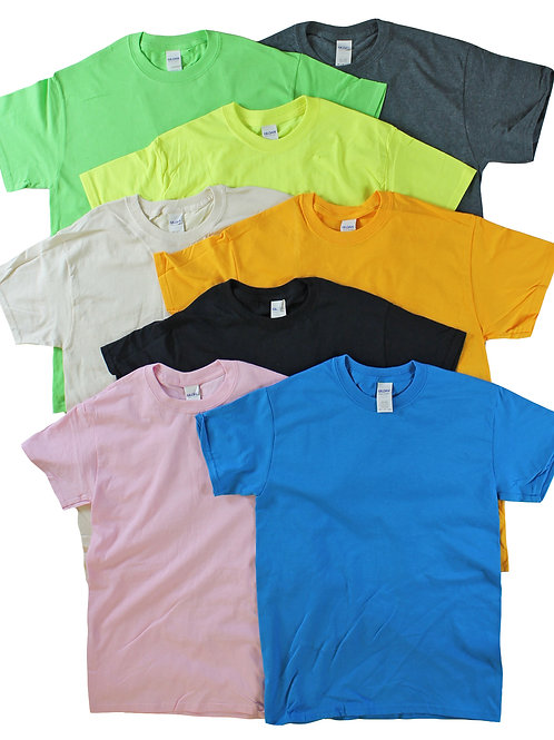 (*3rds*) Mens 6.1 oz T-Shirts