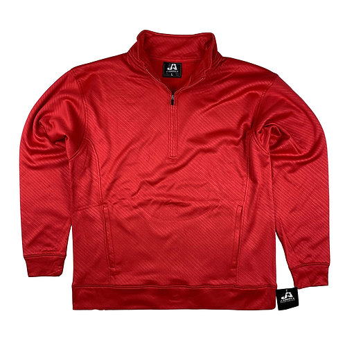 Mens Polyester Volt 1/4 Zips