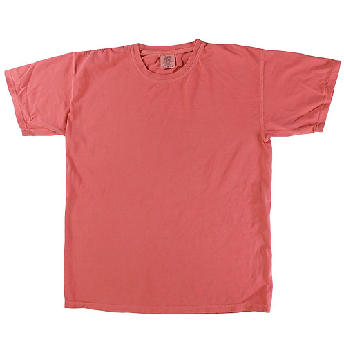 Comfort Color T's -Crunchberry