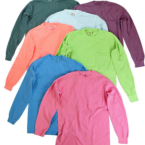 (*3rds*) Mens Long Sleeve PKT