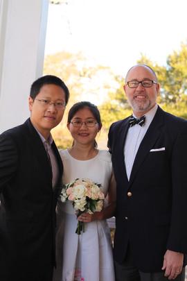 Minister For Wedding