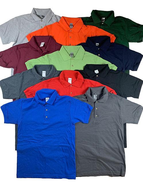 Mens Pique Sport Shirts Mix