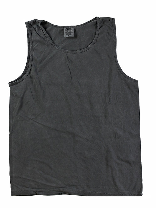 Comfort Color Tanks - Charcoal