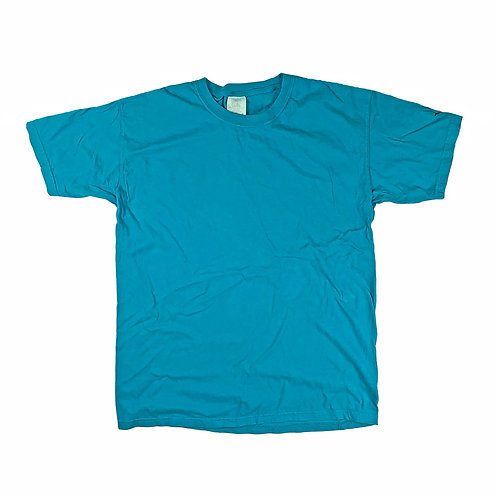 Comfort Color T's - Topaz Blue