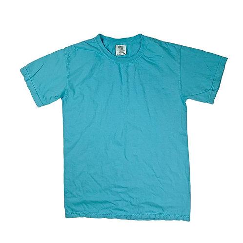 Comfort Color T's - Sapphire
