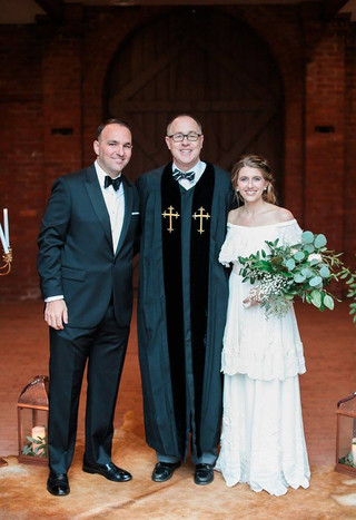 Ordained To Perform Weddings