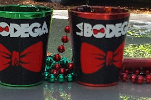 La Bodega Shot Glass w/ Beads