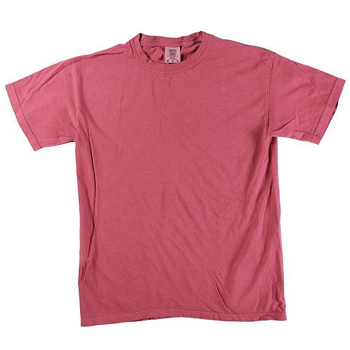 Comfort Color T's - Crimson