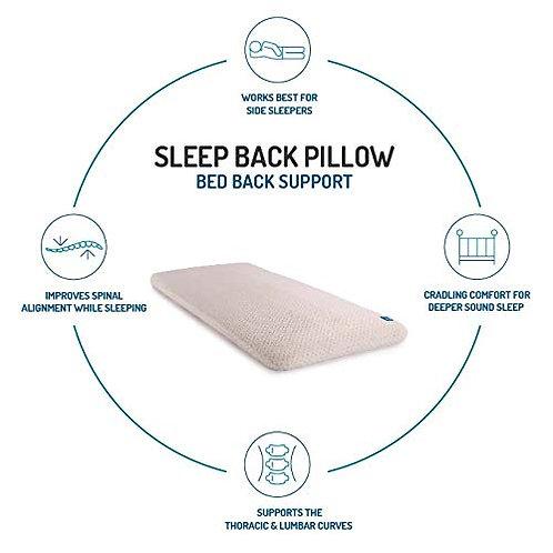 Sleep Back Pillow