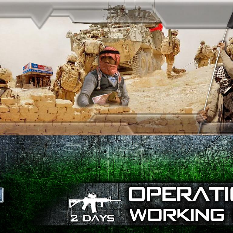 Operation: Working Farmer 2021