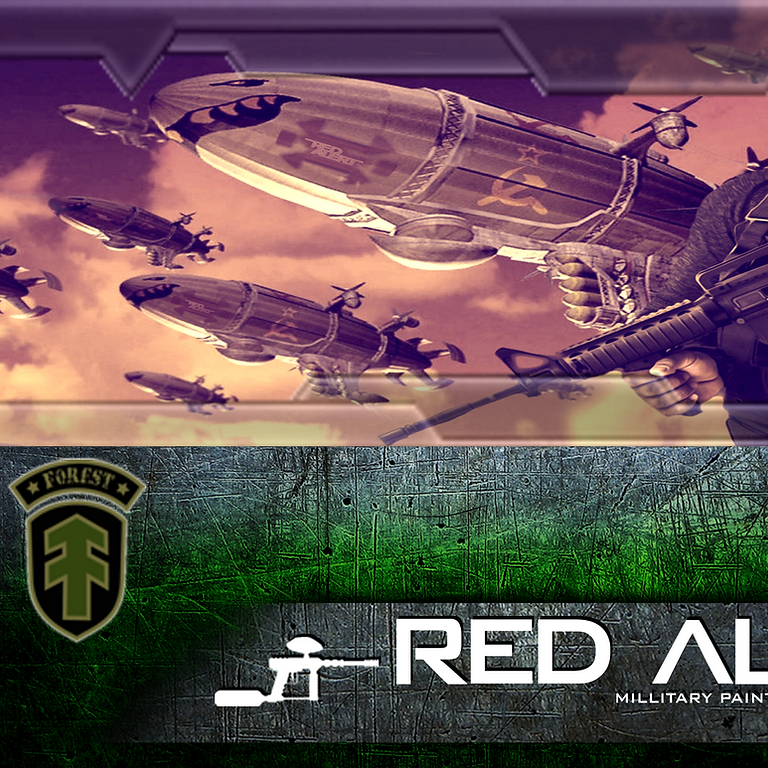 RED ALERT - MagFed (Paintball) 2020