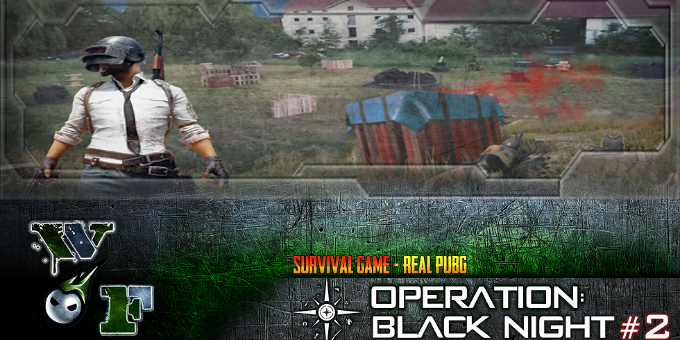 Operation: Black Night | REAL PUBG  #2