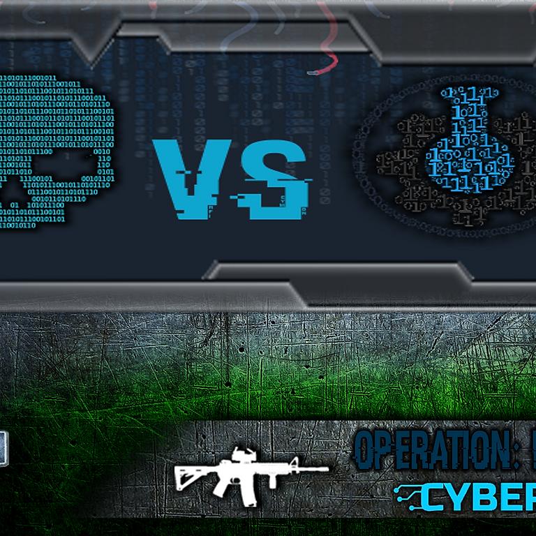 Operation: Black Water - CYBERWAR