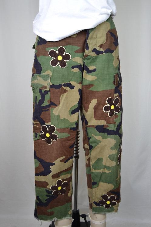 Flower Power Camo Pants
