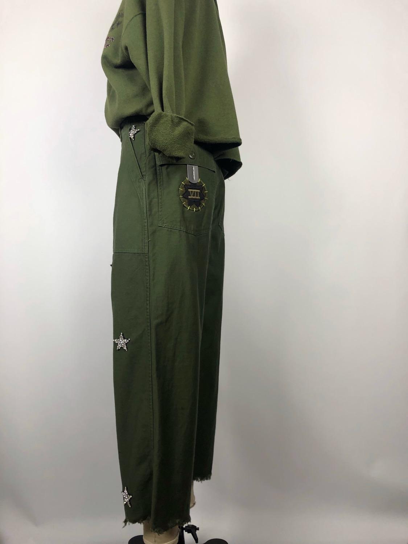 Thumbnail: Embellished Star Utility Pants
