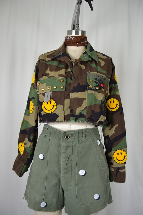 Good Vibes Jungle Jacket