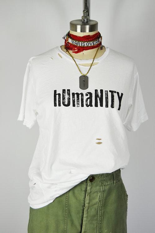 """hUmaNITY"" Tee"