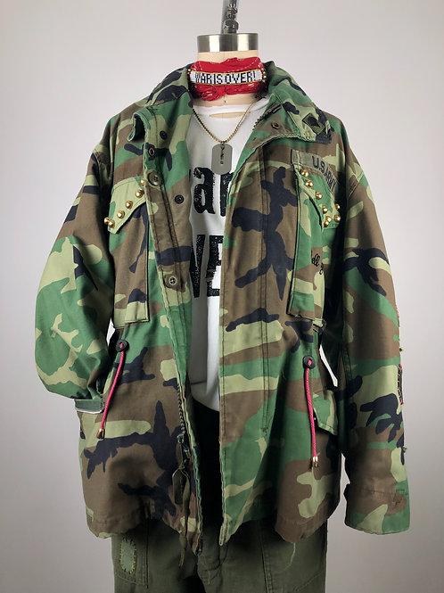 Camo Studded M65