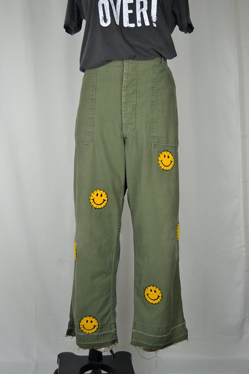 Good Vibes Utility Pants