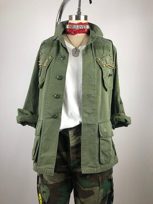 Studded Jungle Jacket
