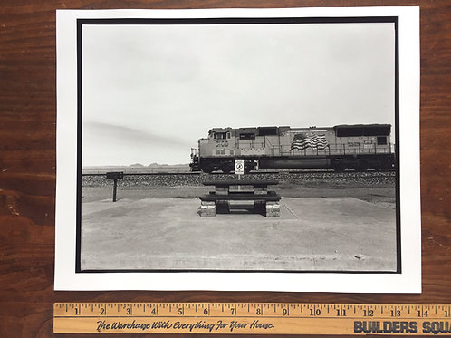 Pentax 67 images on 8x10 or 11x14 fiber paper