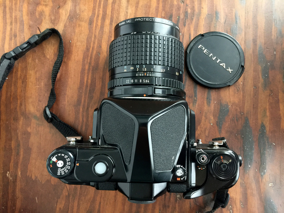A note about lenses and me: I shoot all my cameras as if they're fixed lens regardless of the lens-changing capabilities. I like to keep it simple. Most of my cameras are fixed lens, and some are even fixed focus so it cuts down on fussing and helps me concentrate on composing.