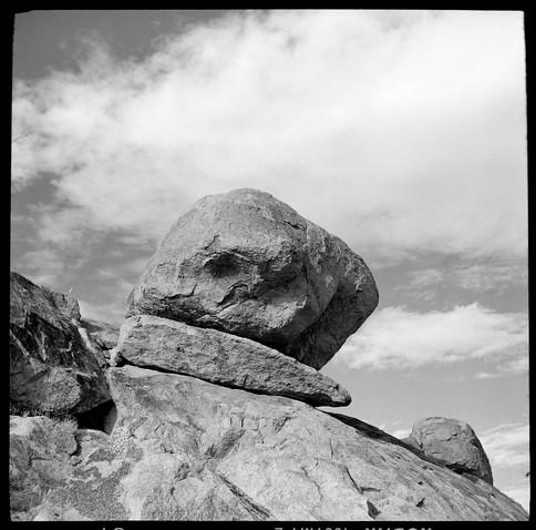 Point of Rocks - Jeff Davis County, Texas 12.22.2020  Voigtlander Perkeo I