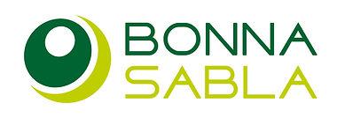 Bonna Sabla. Logo by Estelle Kalifa graphiste freelance.