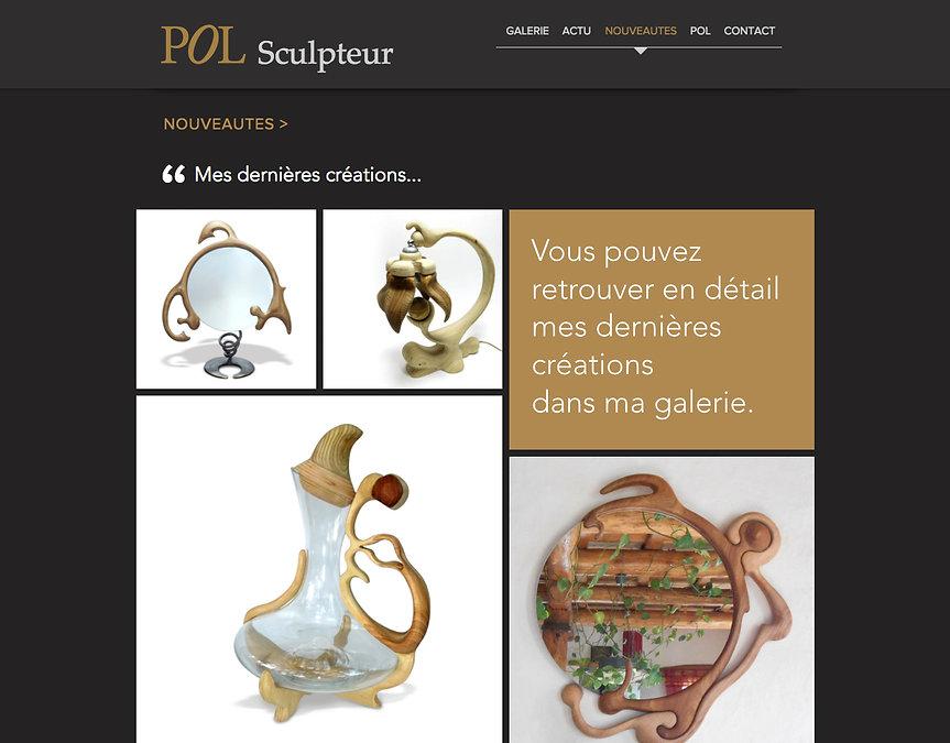 Logis de France. Post Facebook by Estelle Kalifa graphiste freelance.