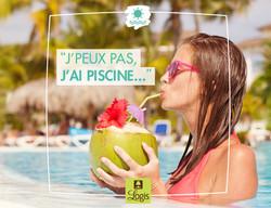 Logis de France. Post Facebook.