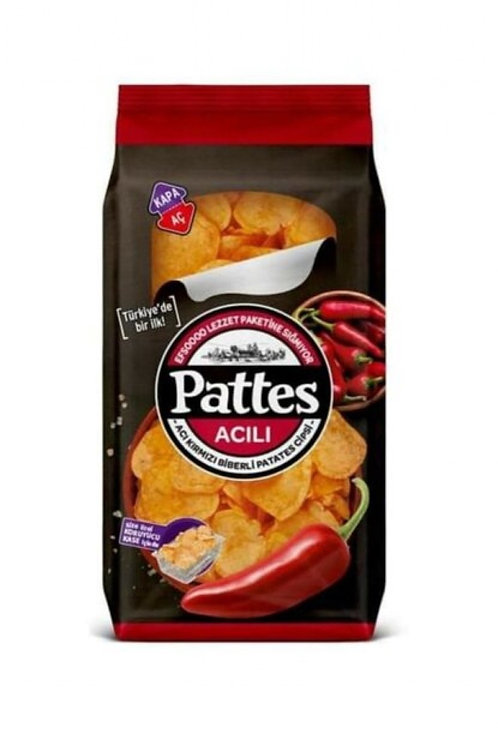 Potato Chips Spicy Turkish
