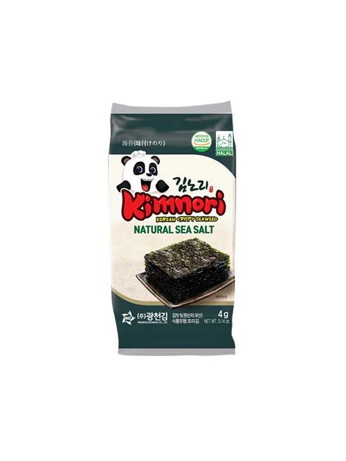Natural Seaweed Korean Crispy Kimnori