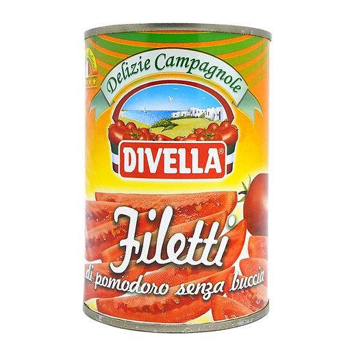 Tomato filetti divella