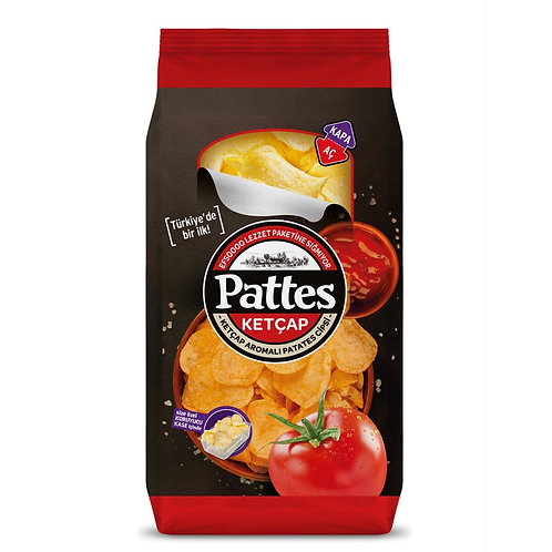 Potato Chips Ketchup Flavored Turkish