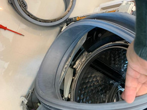 Repairing and Sourcing Parts for Mike's Washing Machine