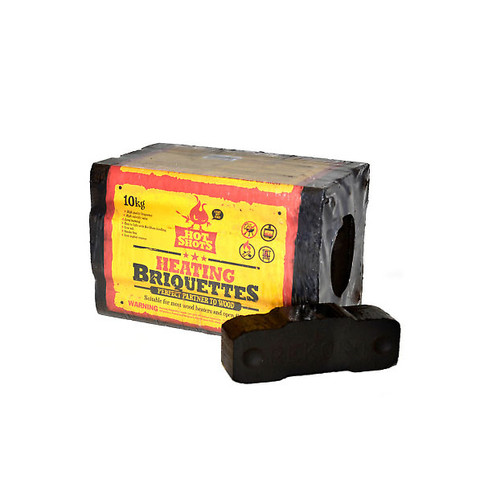 HEATING BRIQUETTES