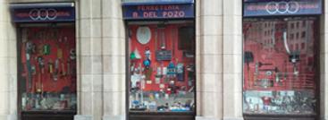 Ferreterías en Bilbao y en Bizkaia. Ferreteria Del Pozo