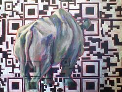 Nature QR Code VII (Rhino)