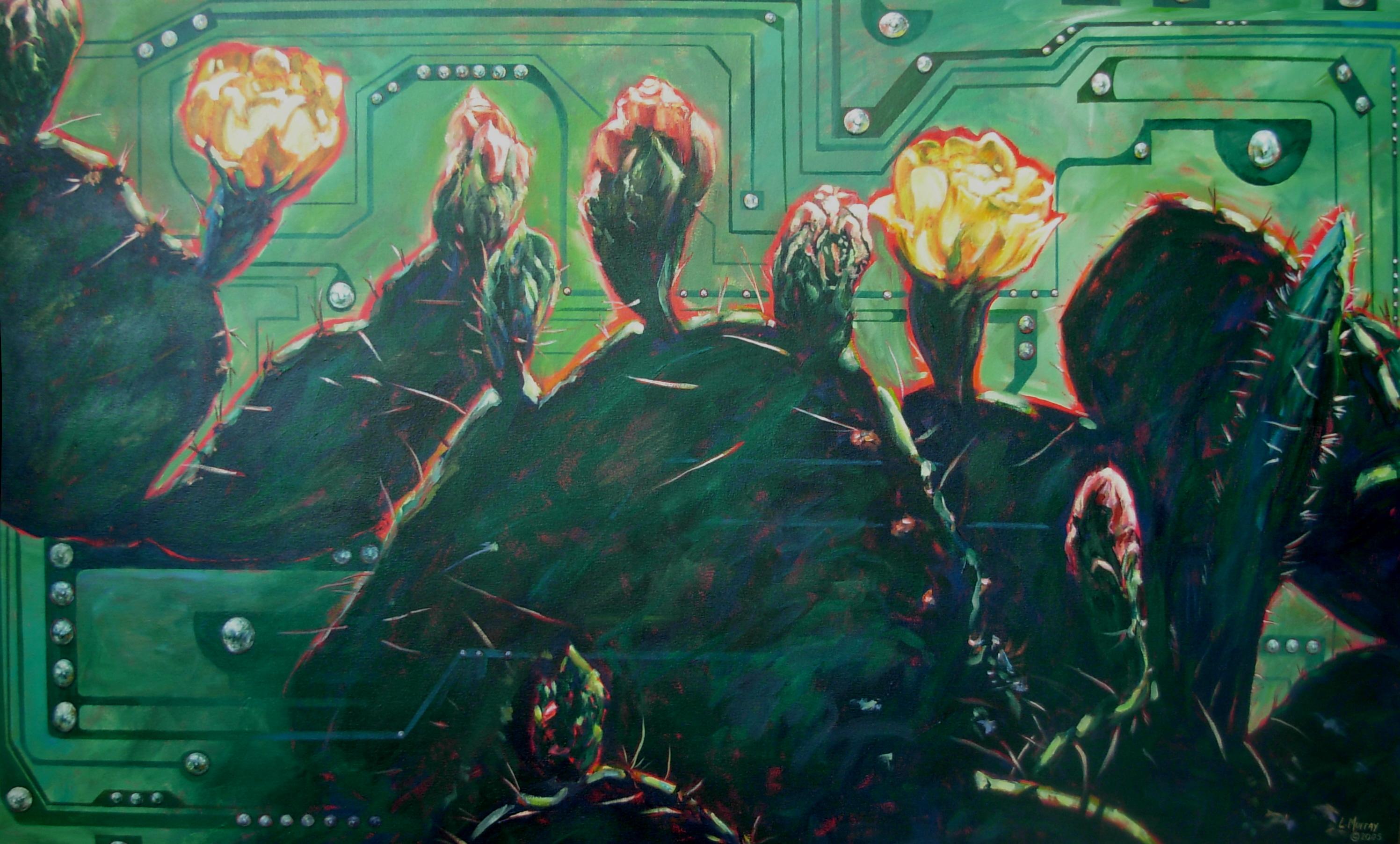 Cactus Mutation I