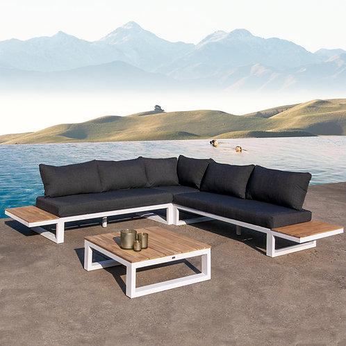 Lounge Charles w inclusief salontafel